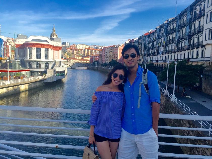 honeymoon bilbao spain city