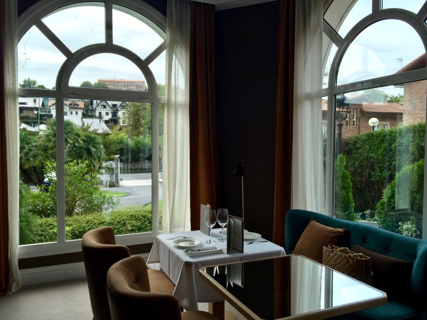 luxury hotel villa sore san sebastian spain