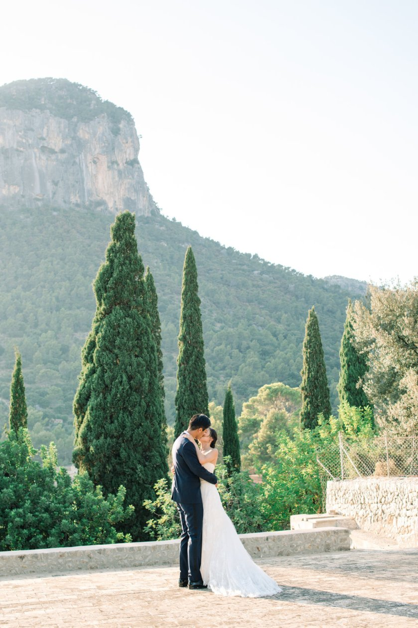 destination wedding mallorca spain son berga