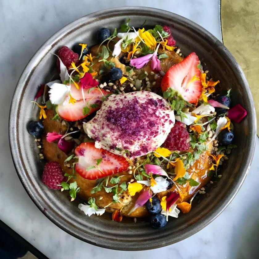 Kettle Black, Melbourne, Australia. Healthy, organic, delicious food.
